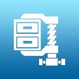 WinZip ( IOS mobil app. )