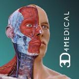 Emberi test anatómia - Complete Anatomy (iPhone alkalmazások)