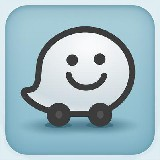 Waze térképes navigáció (IOS alkalmazás)