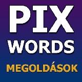 Pixwords megoldások ( Android mobil )