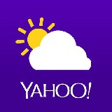 Yahoo Weather ( IOS mobil alkalmazás )