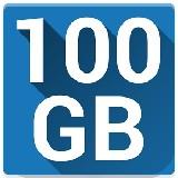100GB Felhő tárhely ingyen (Android alkalmazás) ingyenes letöltése