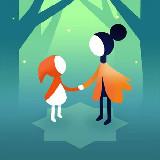 Logikai játék - Monument Valley 2 (iPhone alkalmazások)