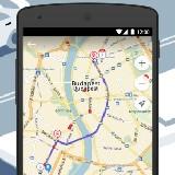 Yandex.Transport - Budapest tömegközlekedése ( iPhone alkalmazások )