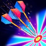 Darts of Fury - darts játék ( iOS játék )