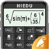 Tudományos számológép - HiEdu He-570 (Android alkalmazás)