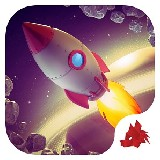 TinyGravity - rakétás játék ( iOS app. )