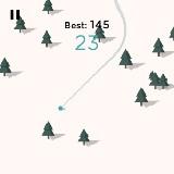 Chilly Snow - ügyességi játék ( Android alkalmazások )