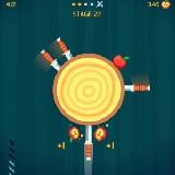 Knife Hit - ügyességi játék ( Androidos alkalmazás )