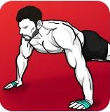 Otthoni edzés - felszerelés nélkül (Android app.)