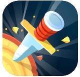 Knife Hit - késes játék ( iOS app. )