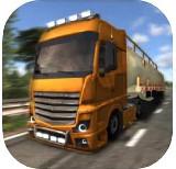 Euro Truck Driver  - kamionos játék ( iOS app. )