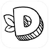 Tayasui Doodle Book - rajzoló alkalmazás ( iOS app. )