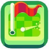 Nano Golf - retro golfjáték ( iOS alkalmazás )