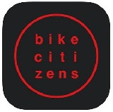 Bike Citizens - bicikli GPS ( iOS alkalmazás )