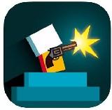 Mr. Gun - ügyességi játék ( iOS alkalmazás )