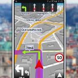 MapFactor GPS Navigation Maps - navigáció ( Android alkalmazások )