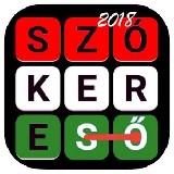 Szókereső+ 2018 - szójáték ( iOS app. )