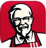 KFC - online rendelés ( iOS alkalmazások )