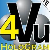 HoloGram Pyramid 4VU Lite - hologram ( Android alkalmazások )