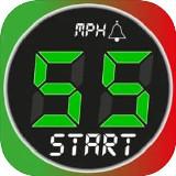 Autós kilométeróra - Speedometer (IOS alkalmazás)