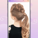Hairstyles step by step - hajfonat ( Android alkalmazások )