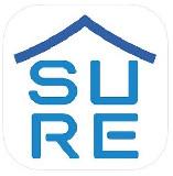 SURE Universal Smart TV Remote - univerzális TV távirányító ( iOS alkalmazások )