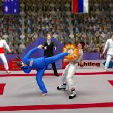 Tag Team Karate Fighting Tiger - verekedős játék ( Android alkalmazások ) ingyenes letöltése