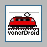 VonatDroid - vasúti menetrendek (Android mobil alkalmazás)