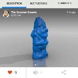 Thingiverse - 3D nyomtatás ( Android alkalmazások )