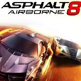 Driftelős autóverseny játék - Asphalt 8 (IOS app)