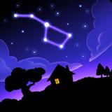 Csillagok – Skyview Lite (Android app.)