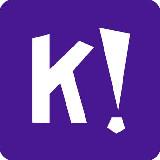 Kvízjátékkészítő alkalmazás - Kahoot! (Android app.)