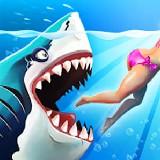Cápás játék - Hungry Shark Evolution (Android alkalmazás)