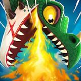 Sárkányos játék - Hungry Dragon (Android alkalmazás)