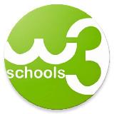 Programozást oktató program - W3Schools (Android app.)