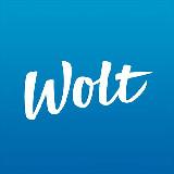 Ételkiszállítás – Wolt (IOS alkalmazás)