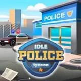 Rendőrös játék - Idle Police Tycoon (Android alkalmazás)