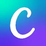 Grafikus dizájn - képszerkesztő – Canva (IOS APP.)