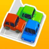 Autó kiszabadítós játék - Parking Jam 3D (IOS APP.)