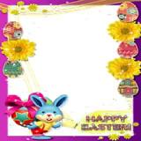 Húsvéti fotókeret (Android alkalmazás)