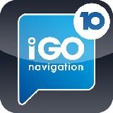iGO navigáció - SzülinApp ( IOS alkalmazás )