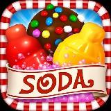 Candy Crush Soda Saga - játék (IOS alkalmazás)