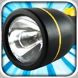 Zseblámpa - Tiny Flashlight (Android mobil app.)