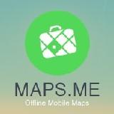 Autós navigáció - MAPS.ME (iPhone mobil alkalmazás)