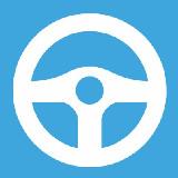 Gyalogos, kerékpáros, autós Kresz teszt (Android mobil app.)