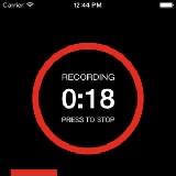 iTalk Recorder – hangrögzítő ( IOS alkalmazás )
