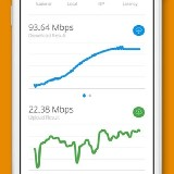 Speed Test Speedsmart – internet sebesség teszt (IOS app.)