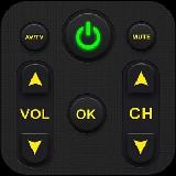 Univerzális TV távirányító ( Android mobil app )