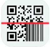 QR Code Scanner (iPhone mobil alkalmazás)